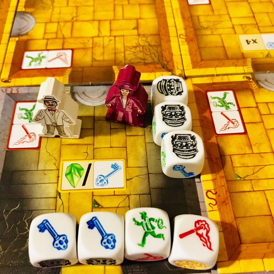 Board Gaming with Helena (s1e16): Escape: The Curse of the Temple