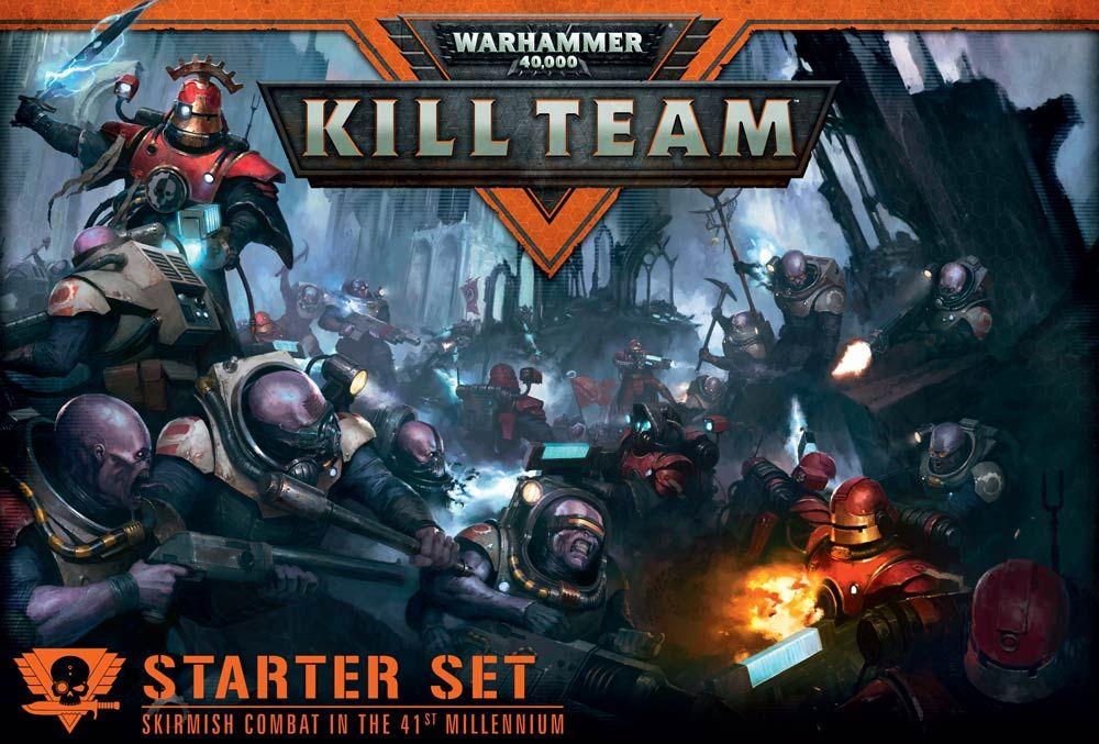 kill team tra i migliori wargame