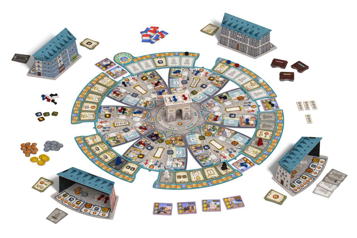París de Maldito Games