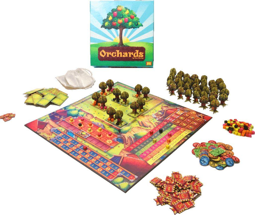 Orchards - juego de mesa