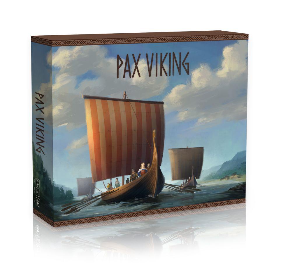 Kickstarter Abril primera quincena - PAX VIKING