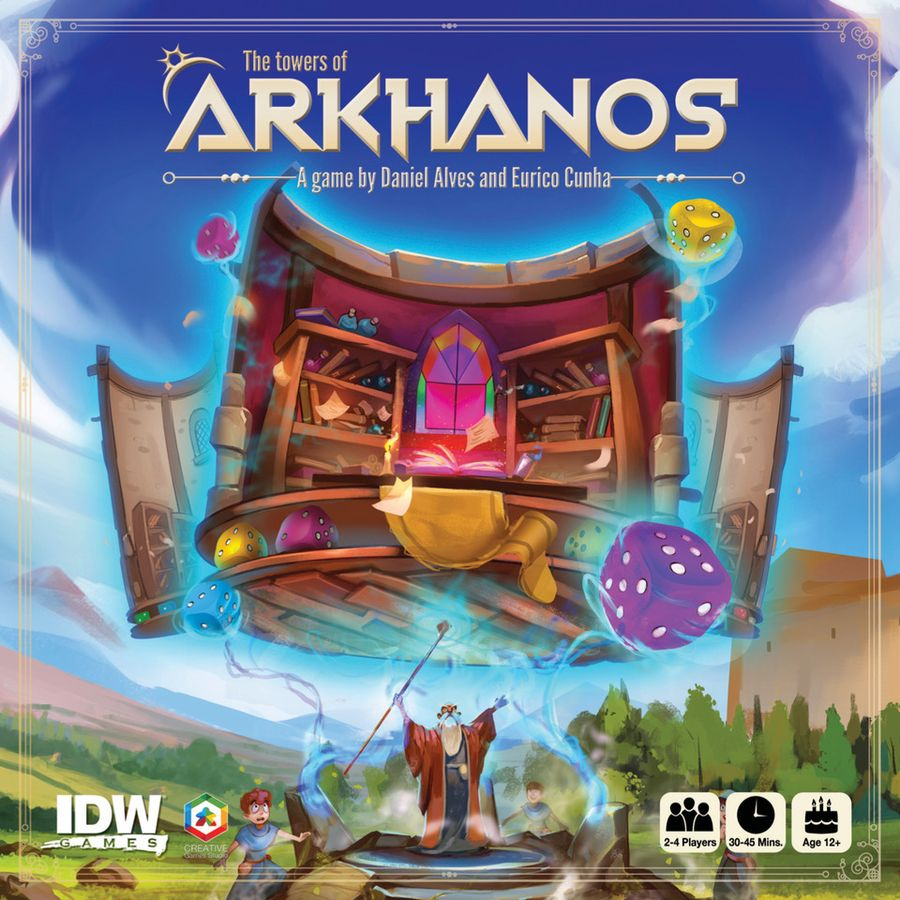 Tower of Arkhanos - Reseña