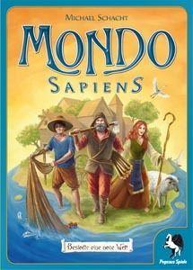 Mondo Sapiens (novo e plastificado) - 15€