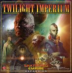 Board Game: Twilight Imperium: Third Edition – Shattered Empire