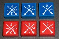 American and British Infantry blocks - 2002 Edition