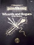 RPG Item: Wizards and Rogues of the Realms