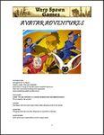 Board Game: Avatar Adventures
