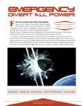 Issue: EONS #10 - Emergency: Divert all Power!