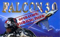 Video Game: Falcon 3.0 Operation: Fighting Tiger