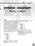 RPG Item: Atomic Highway Web Enhancement 2: Bull Fly & Maggot