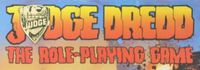 RPG: Judge Dredd the Role-Playing Game (Games Workshop)