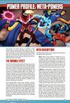 RPG Item: Power Profile #18: Meta Powers
