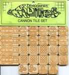 RPG Item: Cannon Tile Set