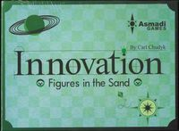 Board Game: Innovation: Figures in the Sand
