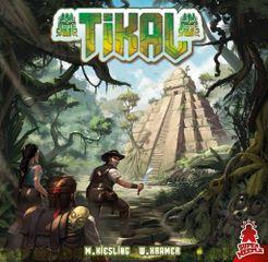 Tikal Cover Artwork
