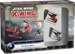 Star Wars X-WING Miniatures Imperial Aces Expansion Set GIOCHI UNITI