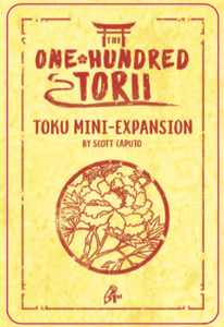 The One Hundred Torii: Toku Mini-Expansion Cover Artwork