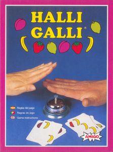 Halli Galli   Board Game   BoardGameGeek