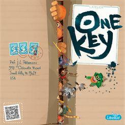 One Key Cover Artwork