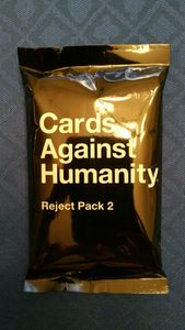 Cards Against Humanity Reject Pack