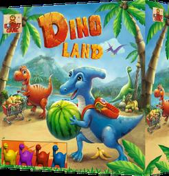 f4c2b13311 DINO Land | Board Game | BoardGameGeek