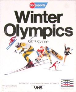 2b1cc9f0f Winter Olympics VCR Game | Board Game | BoardGameGeek