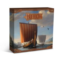 Pax Viking Cover Artwork