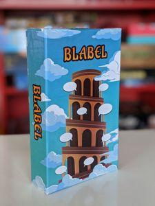 Blabel Cover Artwork