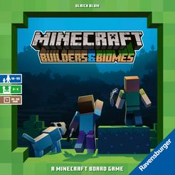 Minecraft: Builders & Biomes Cover Artwork