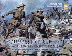 Panzer Grenadier: Conquest of Ethiopia | Board Game