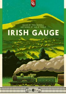 Irish Gauge Cover Artwork