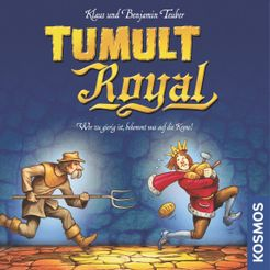 Tumult Royale Cover Artwork