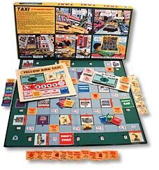 A Co-operative Game Family Pastimes Taxi