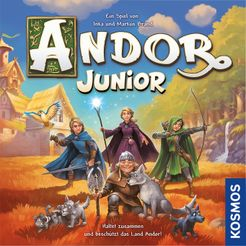 Andor Junior Cover Artwork