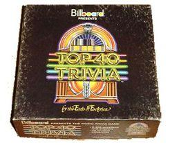 Billboard Top 40 Trivia | Board Game | BoardGameGeek
