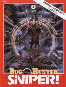Bug Hunter Sniper!: Sniper! Companion Game #3 | Board Game
