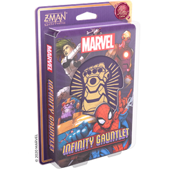Infinity Gauntlet: A Love Letter Game Cover Artwork