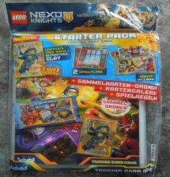 Lego Nexo Knights Trading Card Game | Board Game | BoardGameGeek