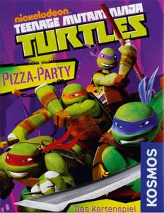 Teenage Mutant Ninja Turtles Pizza Party Board Game Boardgamegeek