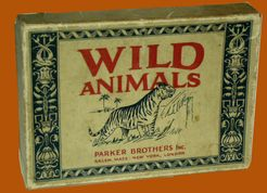 WILD ANIMALS, Educational Games | Board Game | BoardGameGeek