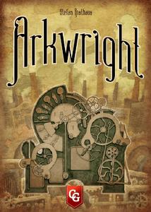 Top juegos de mesa 2014 - Arkwright