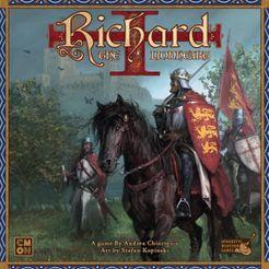 Richard The Lionheart Board Game Boardgamegeek