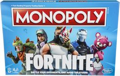 Monopoly Fortnite Board Game Boardgamegeek