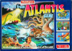 Nieuw Escape from Atlantis | Board Game | BoardGameGeek NY-31