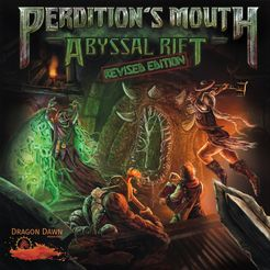 Perdition's Mouth: Abyssal Rift Cover Artwork