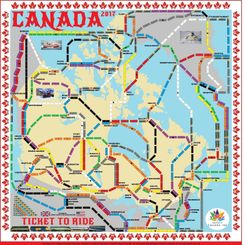 Canada 2017 (fan expansion of Ticket to Ride) | Board Game ... on canada map symbols, canada map posters, canada map template, alaska games, canada map google earth, canada map activity, canada map fishing, canada map for teachers, canada map art, canada map exercise, canada games pool, canada map with provinces labeled, canada map design, canada map office, canada map coloring sheet, canada states games, canada map language, disney junior canada games, canada games online, canada map with states and capitals,