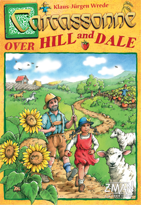 carcassonne over hill and dale board game boardgamegeek