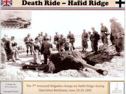 Todesfahrt: Hafid Ridge