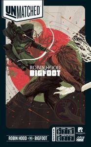 Unmatched: Robin Hood vs. Bigfoot Cover Artwork