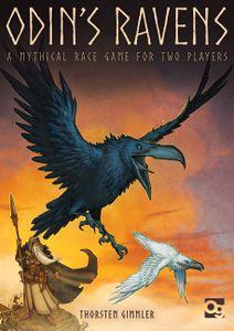 Odin's Ravens (Second Edition) Cover Artwork